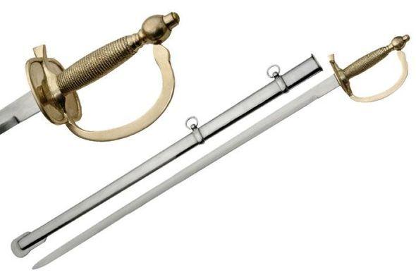 # RC849019TS 1840 United States Army NCO Sword