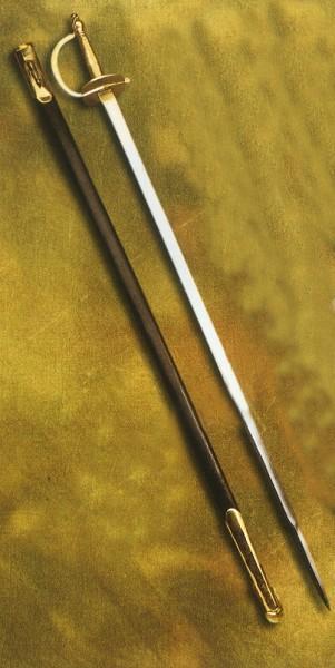 # AH3106S 1840 United States Army NCO Sword by Deepeeka