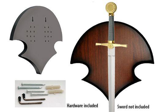 # RCSZ210653TS FreeForm Universal Sword Display Plaque