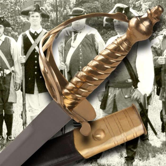 American Revolution Sword