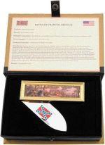 # RCBRM2591TS Battle Of Chancellorsville Collector Pocket Knife