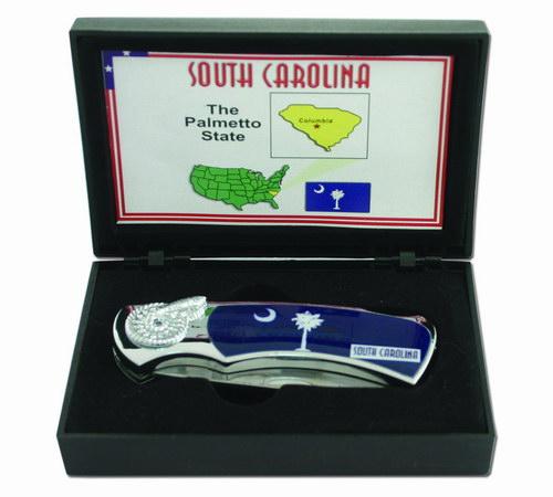# RCBWCHPK2020SCTS South Carolina Collectable Pocket Knife