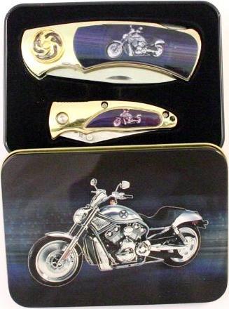 # RCBWCHPK2022CHOPPERDTS Chopper D Collectable Pocket Knives Set