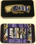 # RCBWCHPK37M4TS U.S. Navy Collectable Pocket Knife