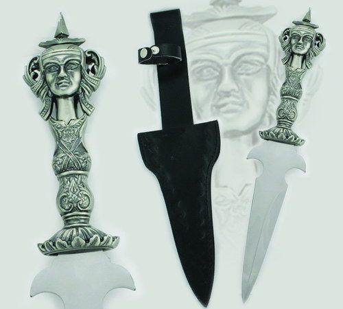 # RCBWHK469TS Sacraficial Temple Dagger