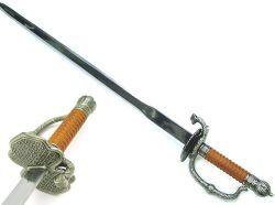 # RCBWHK513TS Zorro Rapier Sword
