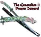 # RCBWHK545TS Generation II Dragon Samurai Sword