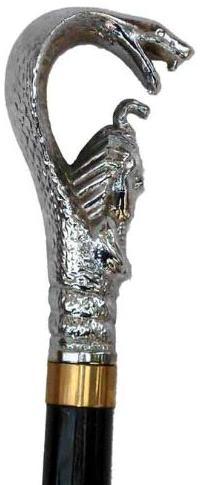 # RCBWPK4022TS King Tut Cobra Head Sword Cane