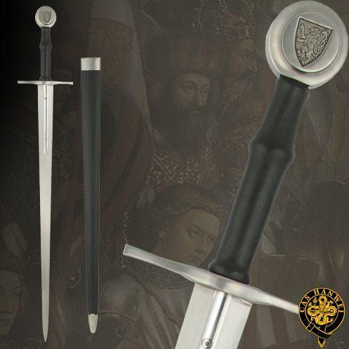 # RCCASSH2034TS Paul Chen Hand-and-a-Half Sword