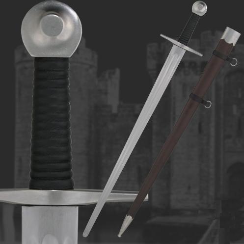 # RCCASSH2046TS Paul Chen Practical Single Hand Sword