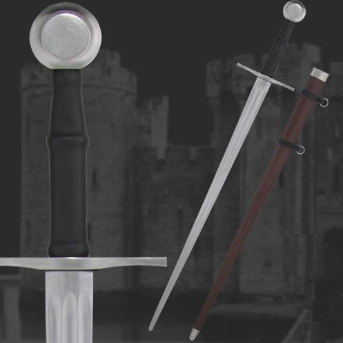# RCCASSH2106TS Paul Chen Practical Hand-and-a-Half Sword