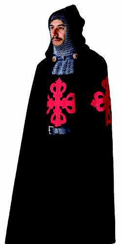 # MF1517 Calatrava Templar Knight Costume by Marto of Toledo Spain