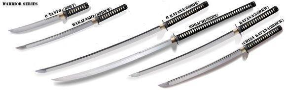 # Cold Steel Warrior Series Swords