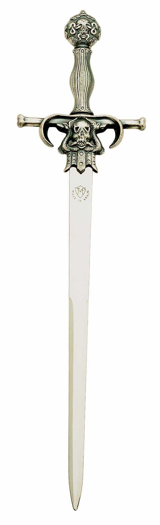 # 8260 Death Angel Sword Letter Opener by Marto of Toledo Spain