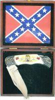 # RCGRPK2020ATS Confederate General Robert E. Lee Flags Collector Pocket Knife