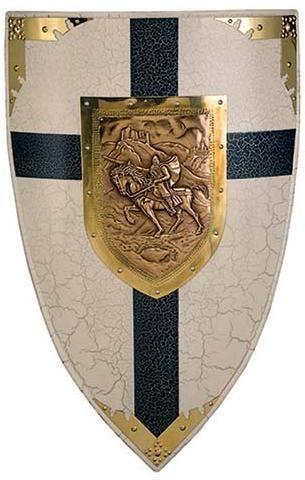 # 984 El Cid Campeador Shield by Marto of Toledo Spain