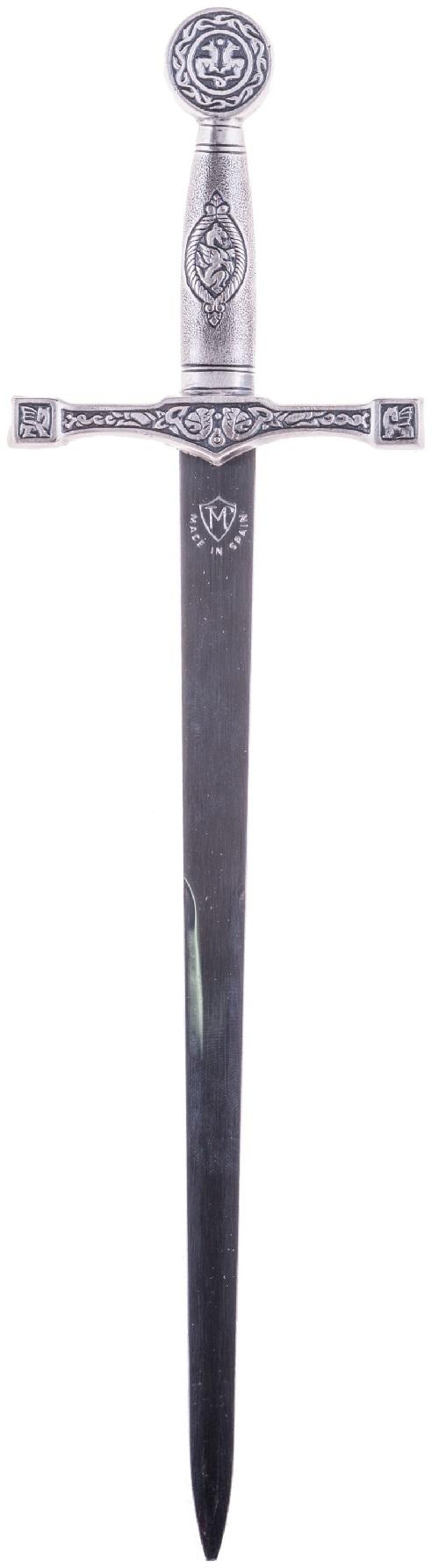 # 8216 Excalibur Sword Letter Opener by Marto of Toledo Spain
