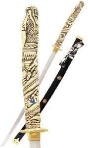 # RCGR457BLKTS Dragon Samurai Sword of the Immortals