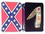# RCGRCK215JTTS Confederate General Stonewall Jackson Collector Pocket Knife