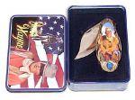 # RCBWFK203JWYTS John Wayne Fancy Collector Pocket Knife