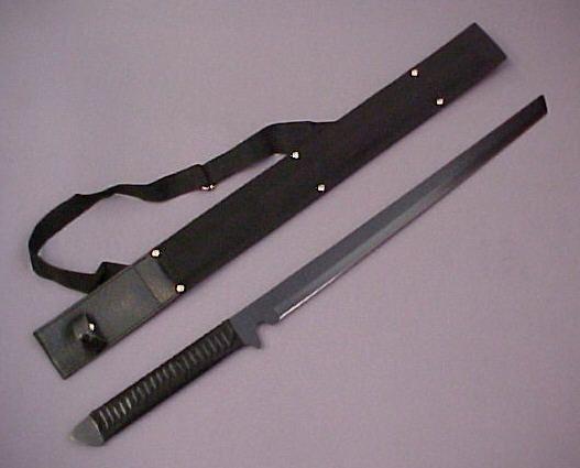 # RCGRHK1055TS Black Ninja Sword