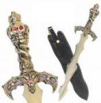 # RCBWHK335TS Skull Dagger of Darkness