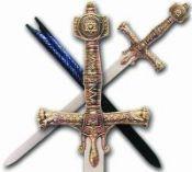 # RCGRHK412TS Deluxe King Solomon Sword