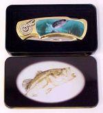 # RCGRKPK4040BATS Bass Collectable Pocket Knife