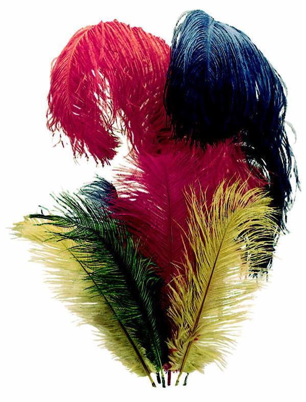 # 15550 Helmet Feathers by Marto of Toledo Spain