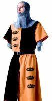 # MF1526.1 King Arthur Tunic Costume by Marto of Toledo Spain