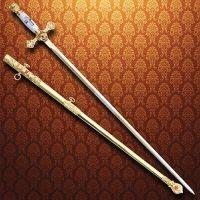 # RC412005TS Knights Templar Masonic Sword