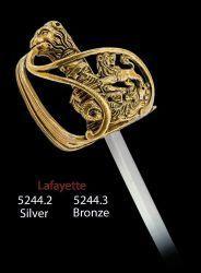 # 5244 Miniature Lafayette Sword by Marto of Toledo Spain