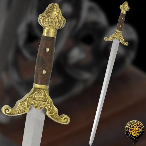 # RCMH2309TS Paul Chen Cas Hanwei Qing Miniature Sword