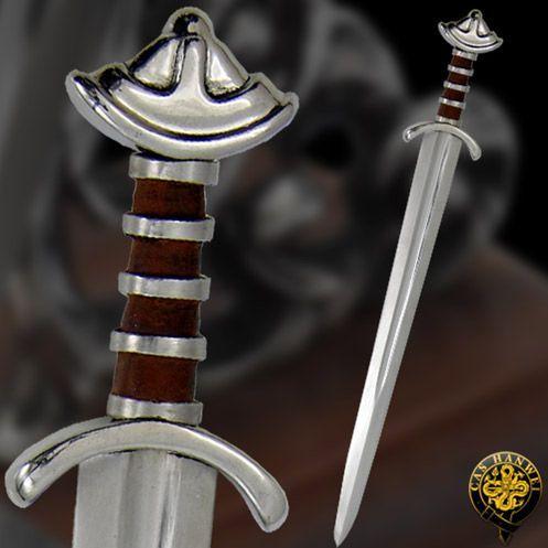 # RCMH2310TS Paul Chen Cas Hanwei Viking Saxon Miniature Sword