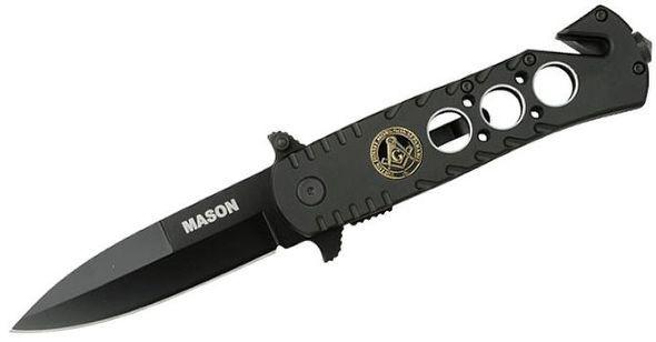 # RCMS511003TS Mason Rescue Pocketknife