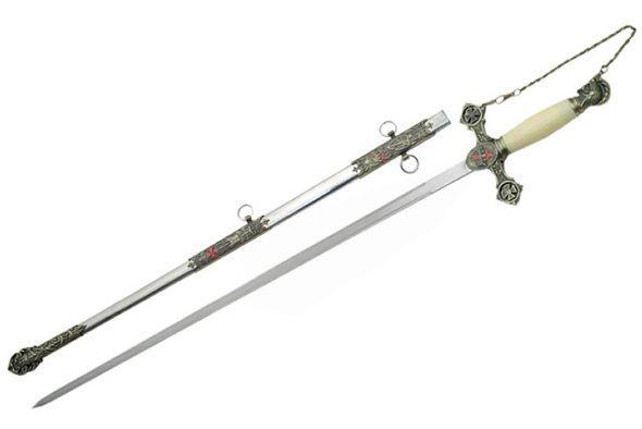 # RC728629TS Masonic Knights Templar Sword