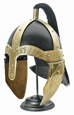 # RC031109TS Medieval Horseman Helmet Full Size