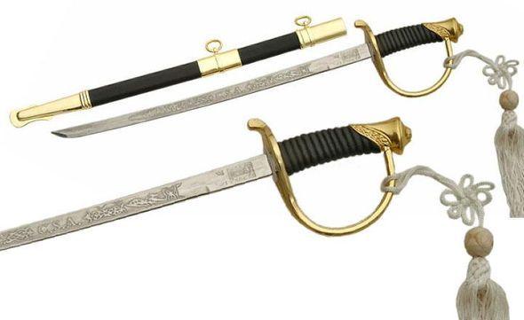 # RCSZ926816TS Miniature Confederate States of America Sword