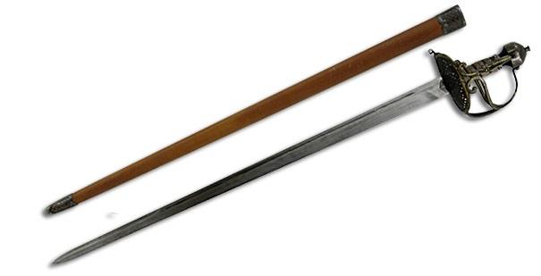 # RCSH1049TS Paul Chen Oliver Cromwell Sword