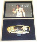 # RCPSKB6215TS Elvis Presley Collectable Pocket Knife