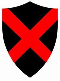 # RCPSU1202TS Saint Patrick Battle Shield