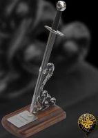 # RCMH2301TS Paul Chen Cas Hanwei Sir William Marshall Knightly Miniature Sword