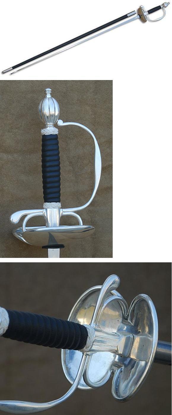 # RCCASSH2325TS Paul Chen Washington Fencing Sword
