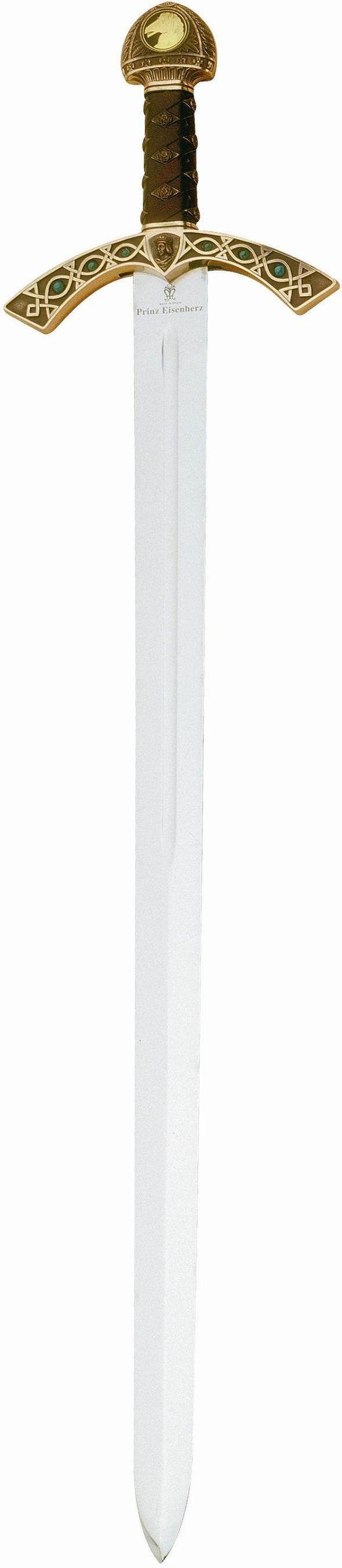 # 580 Prince Valiant Sword by Marto of Toledo Spain