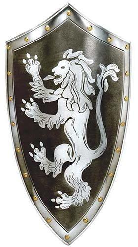 # 970 Rampant Lion II Shield by Marto of Toledo Spain