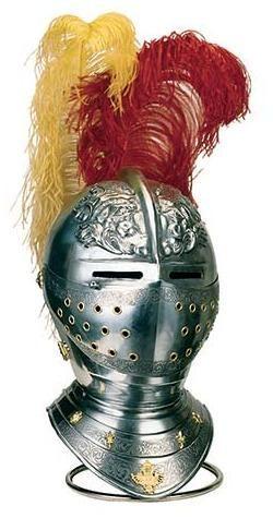 # 902.2 Deluxe Spanish Horse Helmet by Marto of Toledo Spain