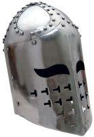 # RCSZ910904TS Riveted Combat Helmet Full Size