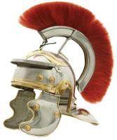 # RCSZ910914RDTS Roman Centurion Helmet Full Size - red