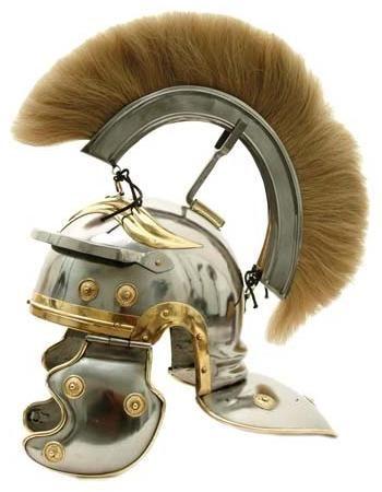 # RCSZ910914WHTS Roman Centurion Helmet Full Size - white