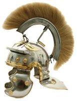 # RCSZ910914TS Roman Centurion Helmet Full Size - white